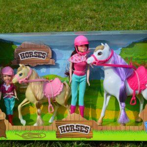 Barbie en / of paarden